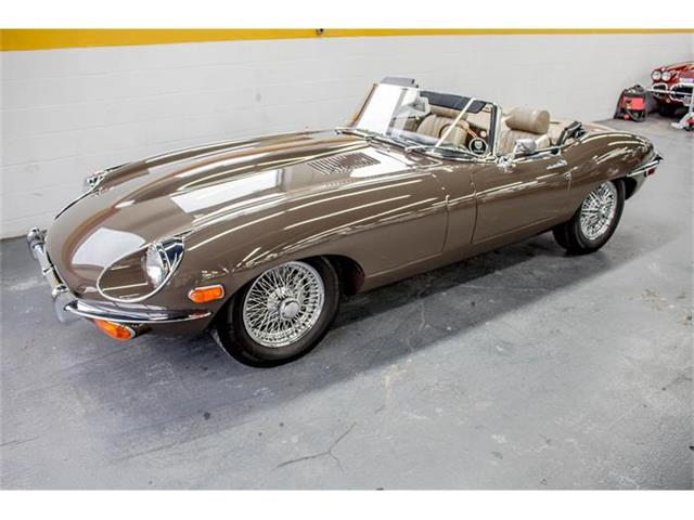 1969 Jaguar E-Type (CC-763322) for sale in Montreal, Quebec