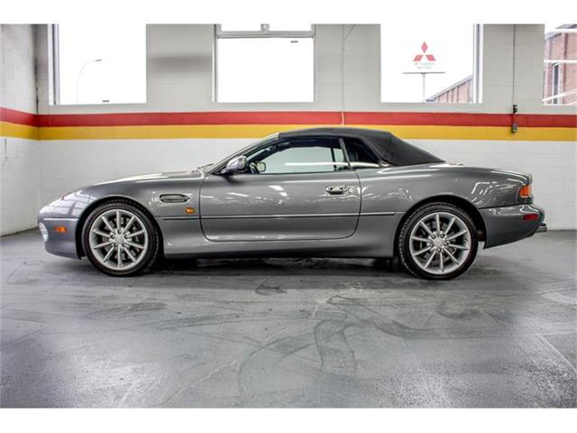 2002 Aston Martin DB7 Vantage Volante (CC-763333) for sale in Montreal, Quebec