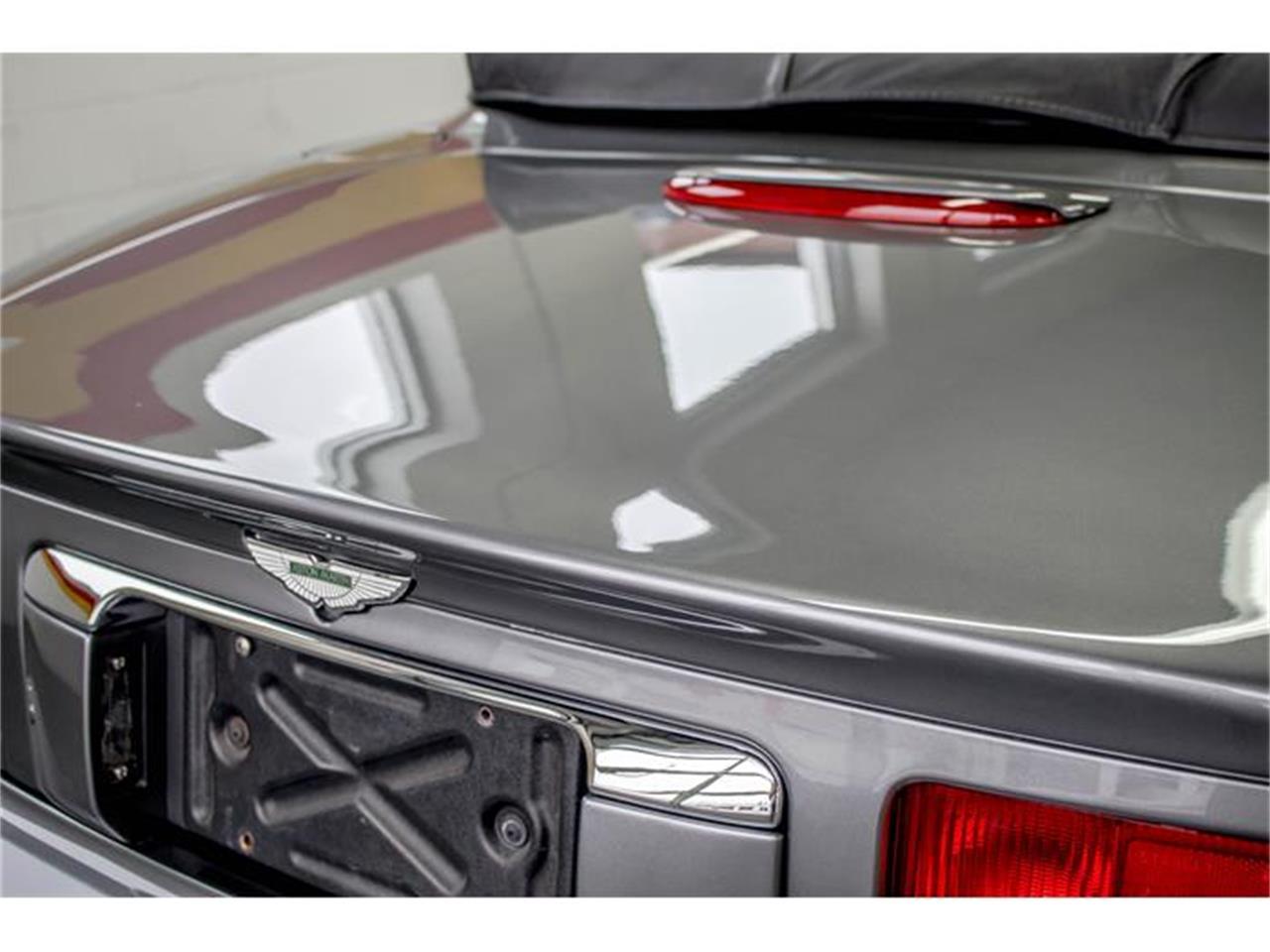 2002 Aston Martin DB7 Vantage Volante (CC-763333) for sale in Montreal, Quebec