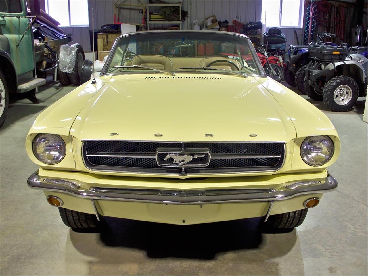 1965 Ford Mustang (CC-763948) for sale in Airdrie, Alberta