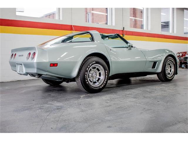1982 Chevrolet Corvette (CC-764733) for sale in Montreal, Quebec