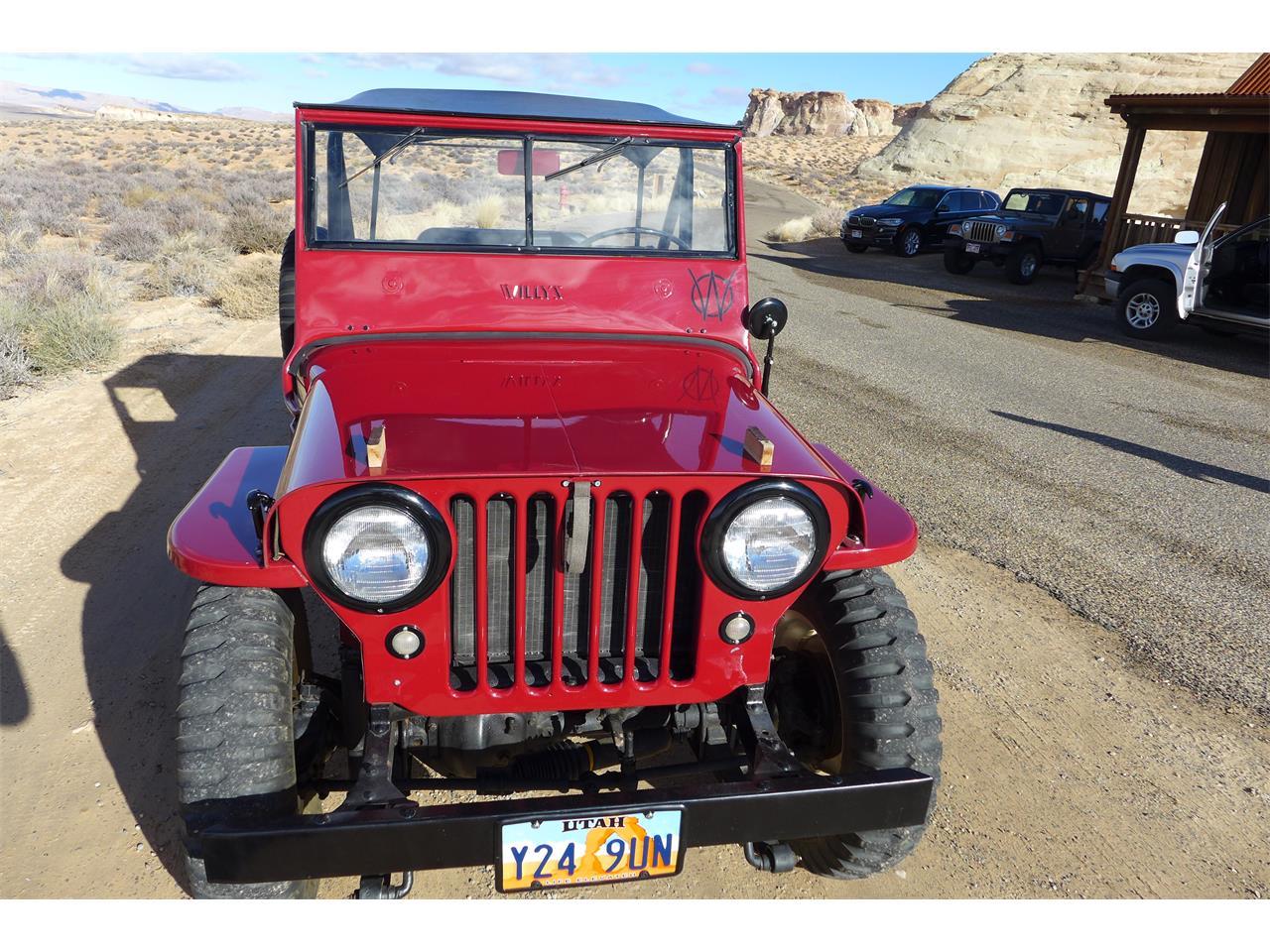 1948 Willys CJ2 (CC-765057) for sale in Big Water, Utah