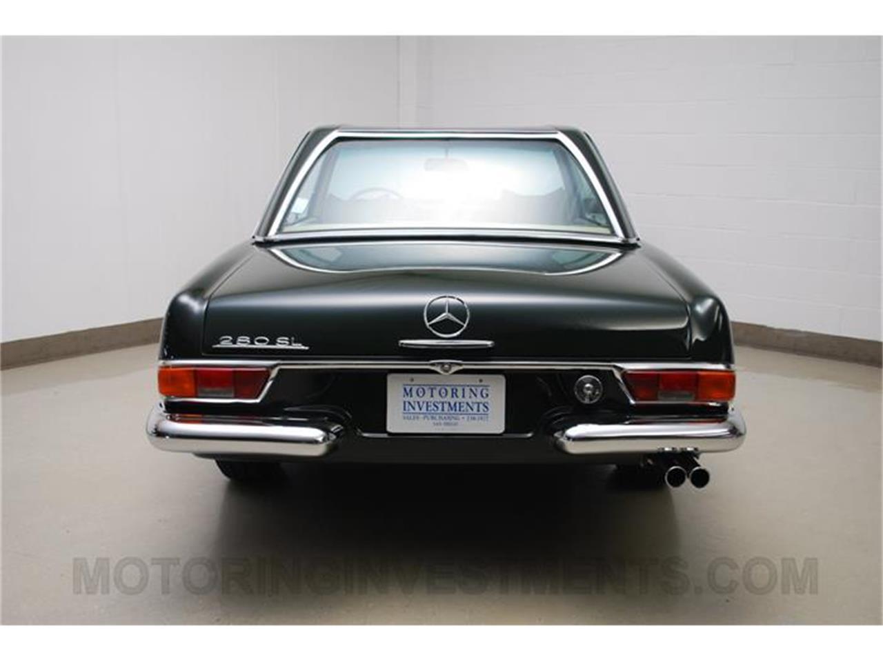 1969 Mercedes-Benz 280SL (CC-765153) for sale in San Diego, California