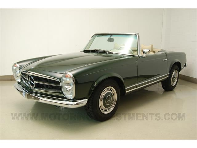 1969 Mercedes-Benz 280SL (CC-765153) for sale in San Diego, California