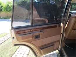 1993 Land Rover Range Rover (CC-765416) for sale in San Salvador, San Salvador