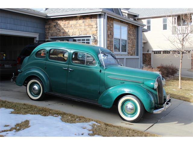 1937 Plymouth P4 (CC-767621) for sale in Denver, Colorado