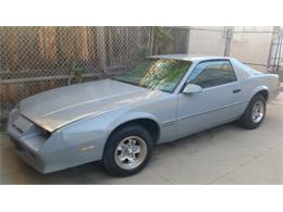 1982 Chevrolet Camaro (CC-767805) for sale in Los Angeles, California