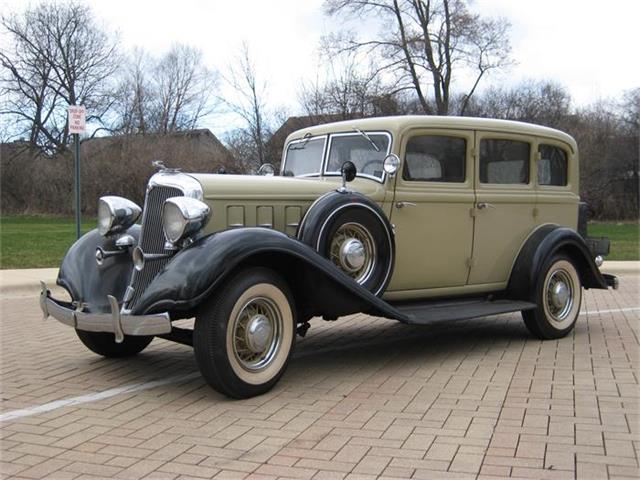 1933 Chrysler Imperial (CC-768069) for sale in Geneva, Illinois