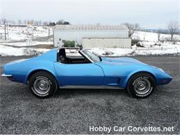 1973 Chevrolet Corvette (CC-768533) for sale in Martinsburg, Pennsylvania