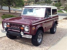 1970 Ford Bronco (CC-768732) for sale in Upland, California