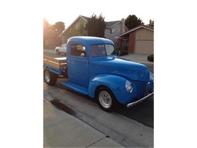1940 Ford Pickup (CC-768787) for sale in Scottsdale, Arizona