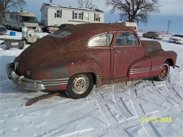 1946 Pontiac Torpedo (CC-769180) for sale in Parkers Prairie, Minnesota