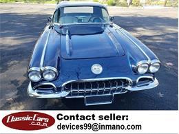 1960 Chevrolet Corvette (CC-771416) for sale in San Diego, California