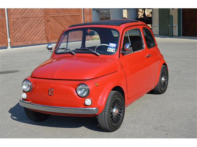 1970 Fiat Cinquecento (CC-771988) for sale in San Antonio, Texas