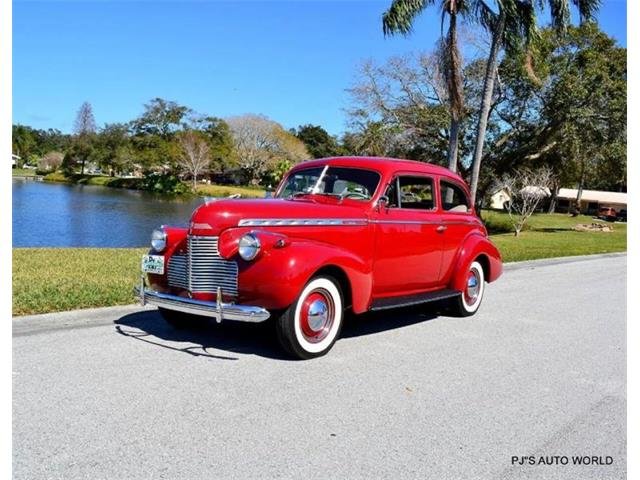 1940 Chevrolet Super Deluxe (CC-774526) for sale in Clearwater, Florida
