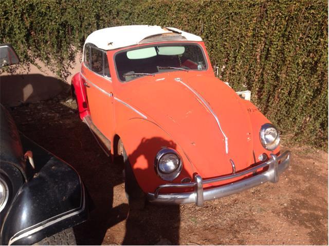 1963 Volkswagen Convertible (CC-774680) for sale in Sierra Vista, Arizona