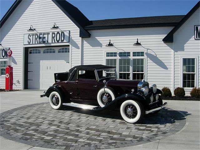1931 Cadillac 355 (CC-775040) for sale in Newark, Ohio