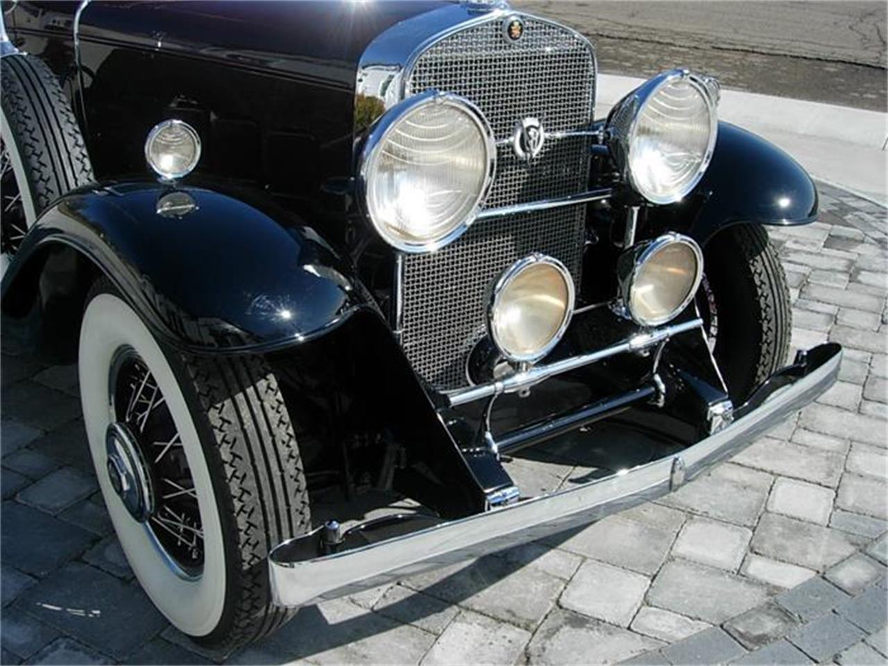 1931 Cadillac 355 (CC-775040) for sale in Newark, Ohio