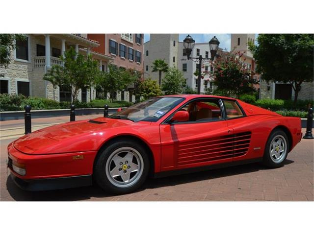 1990 Ferrari Testarossa (CC-775444) for sale in San Antonio, Texas