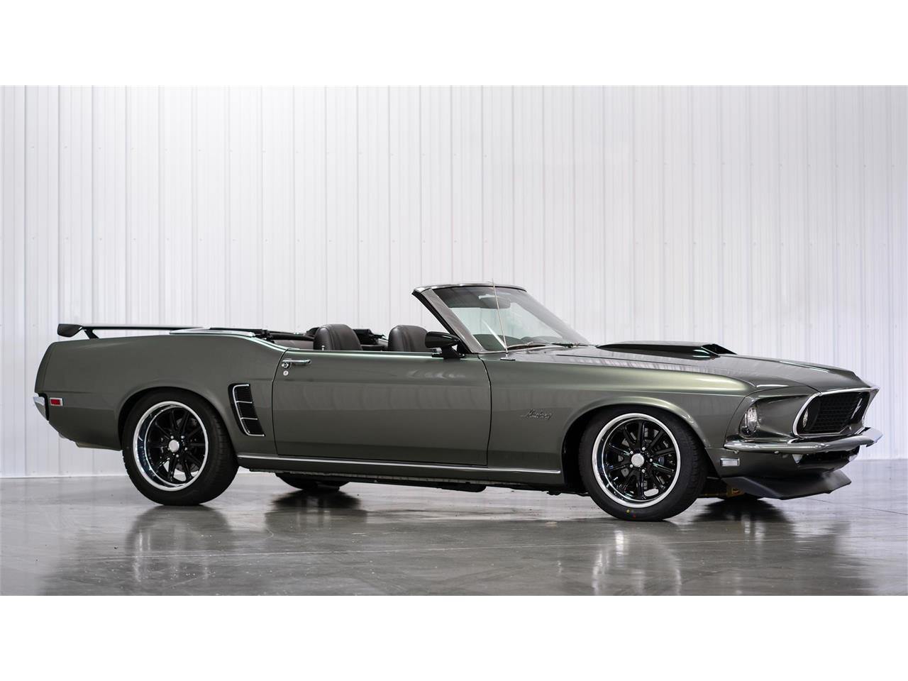 1969 Ford Mustang GT (CC-776051) for sale in Chambersburg, Pennsylvania