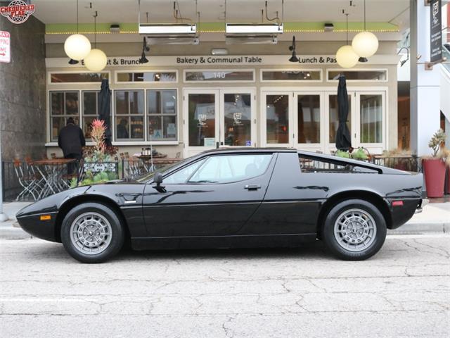 1974 Maserati Merak SS (CC-777885) for sale in Marina Del Rey, California