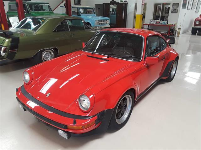 1979 Porsche 930 Turbo (CC-778547) for sale in San Diego, California