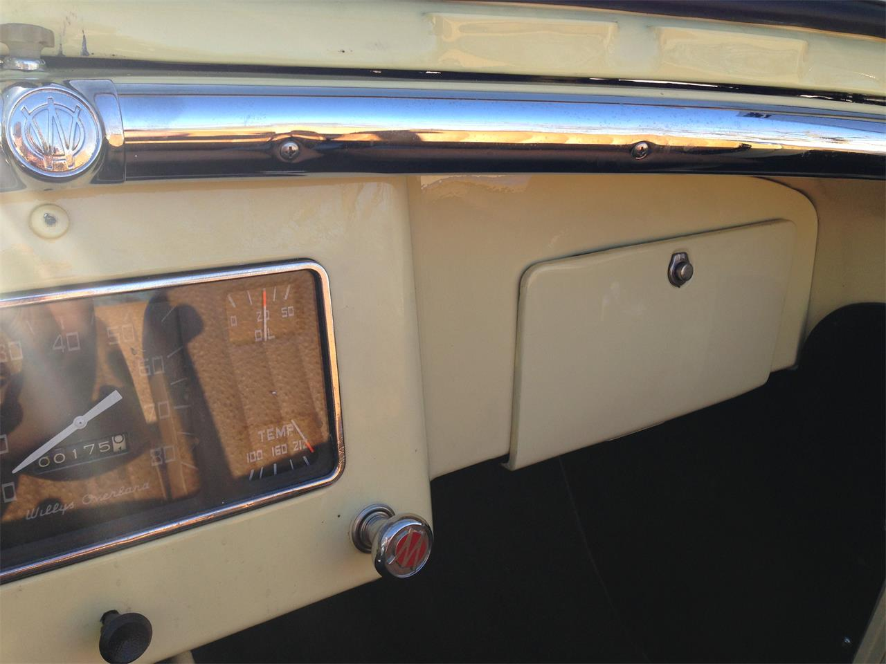 1949 Willys-Overland Jeepster (CC-780166) for sale in Branson, Missouri