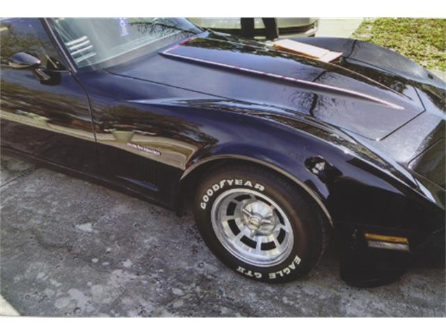 1982 Chevrolet Corvette (CC-780191) for sale in Largo, Florida