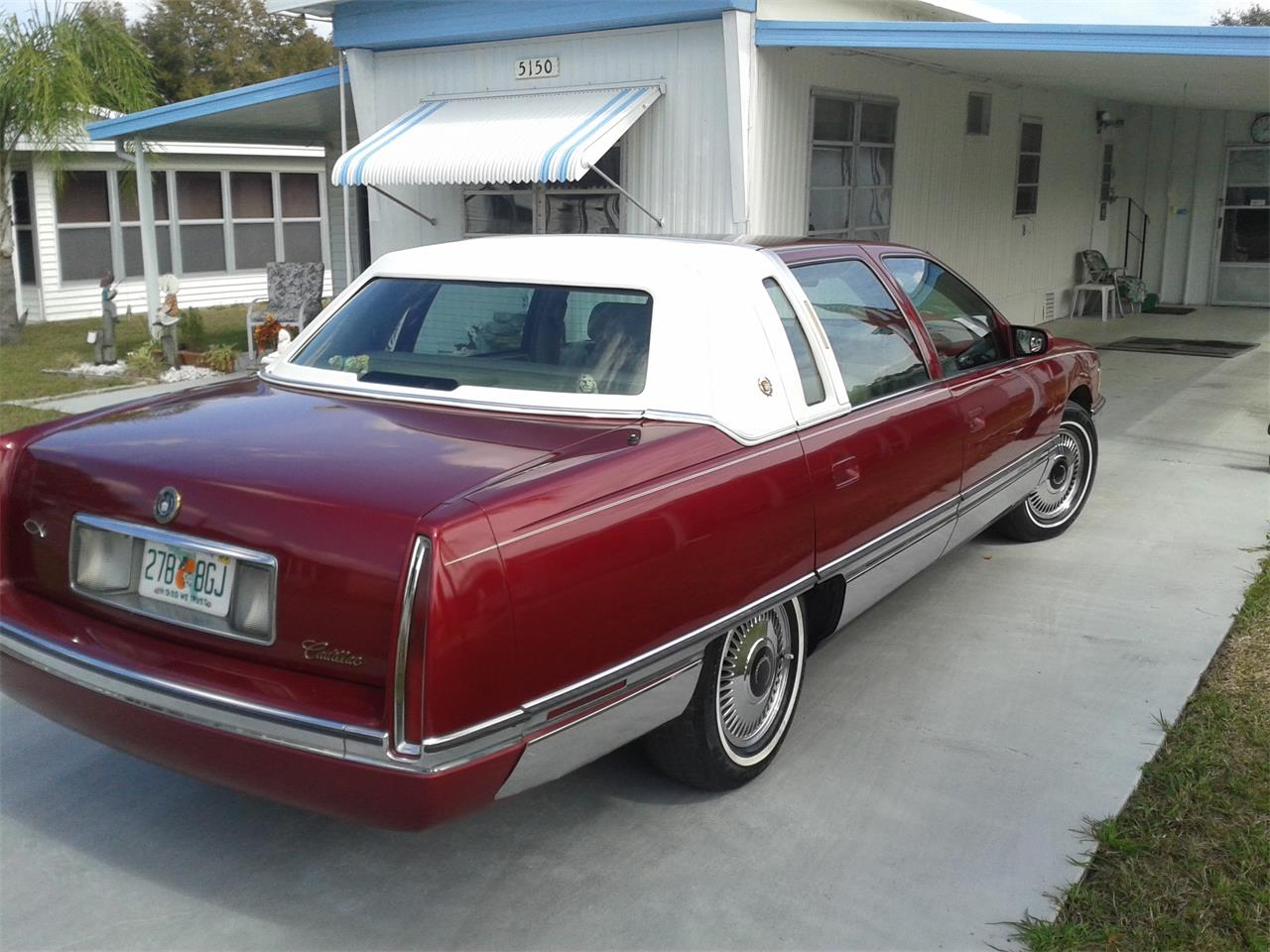 1995 cadillac deville for sale classiccars com cc 782142 1995 cadillac deville for sale