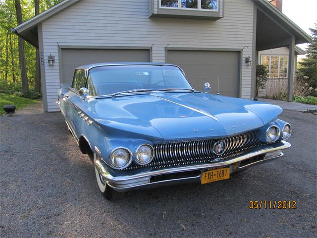 1960 Buick Electra (CC-783019) for sale in Jamesville, New York