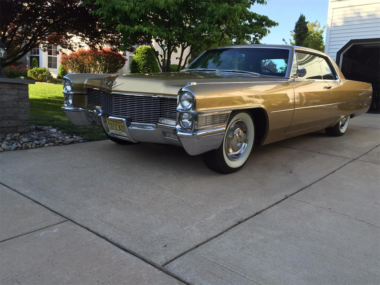 1965 Cadillac Coupe Deville For Sale Classiccars Com Cc 791913