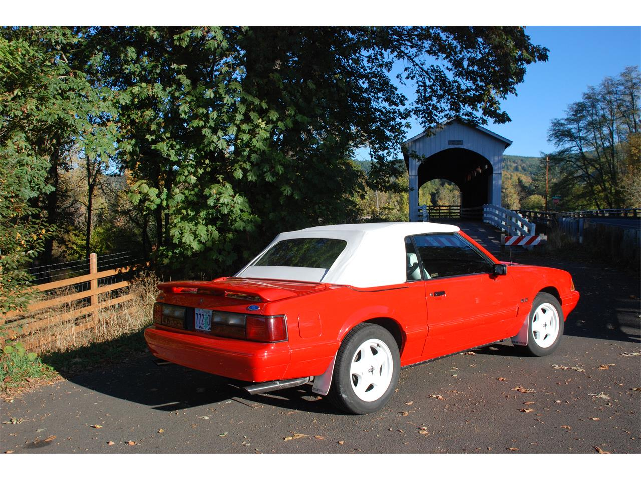1992 Ford Mustang LX for Sale | ClassicCars.com | CC-792778