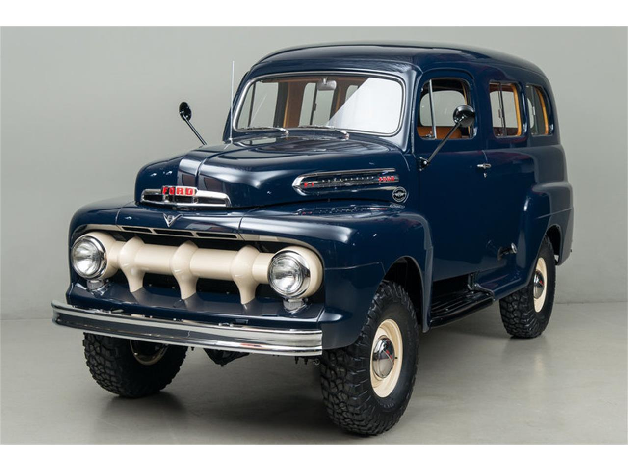 1951 Ford F1 (CC-794508) for sale in Scotts Valley, California