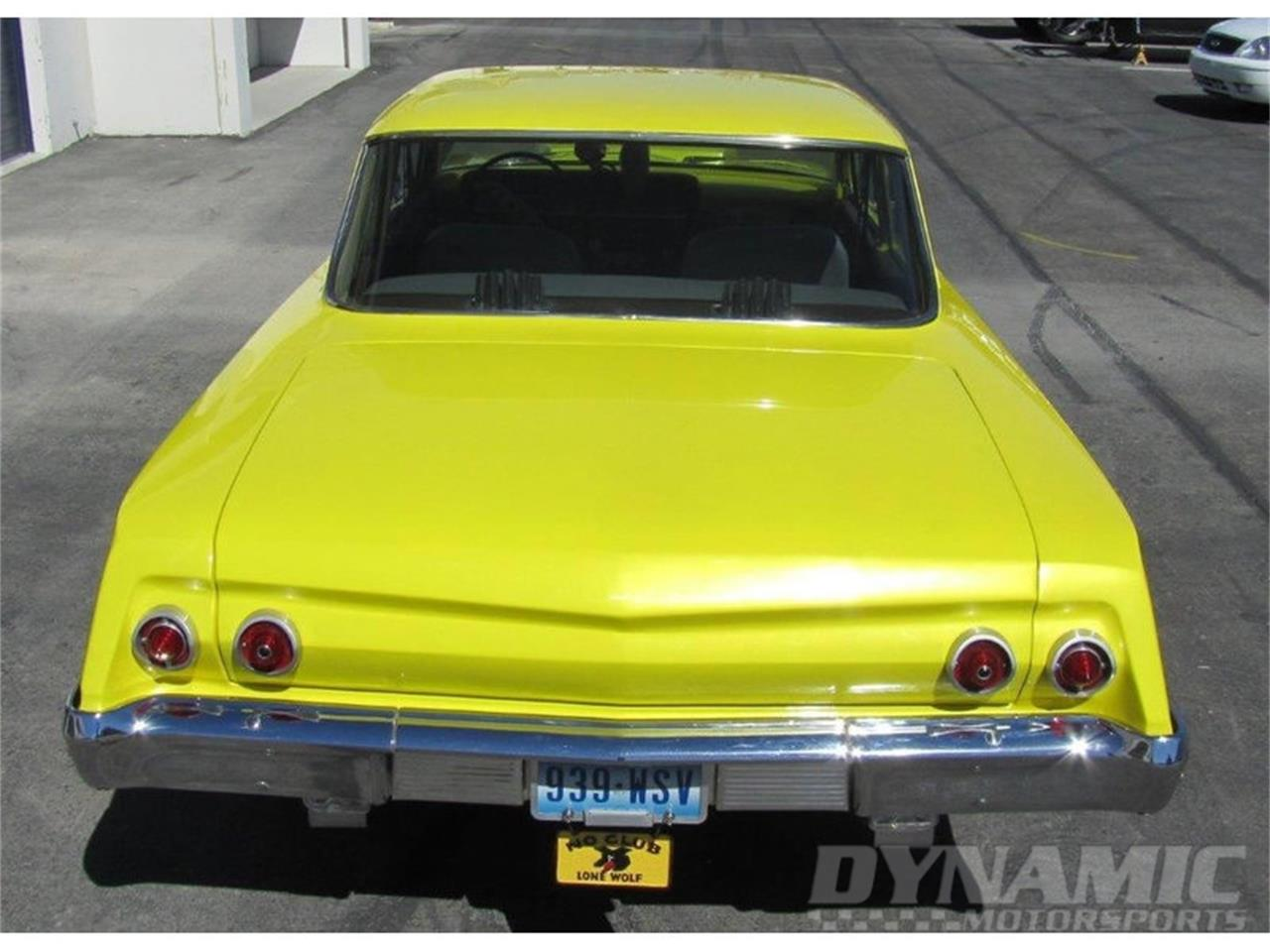 1962 Chevrolet Biscayne (CC-798817) for sale in Garland, Texas