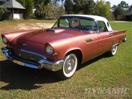 1957 Ford Thunderbird (CC-798821) for sale in Garland, Texas