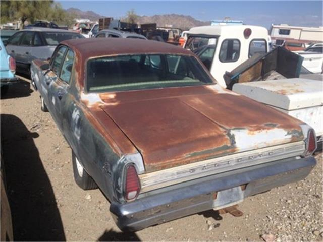 1967 Mercury Comet Caliente (CC-801257) for sale in Quartzsite, Arizona