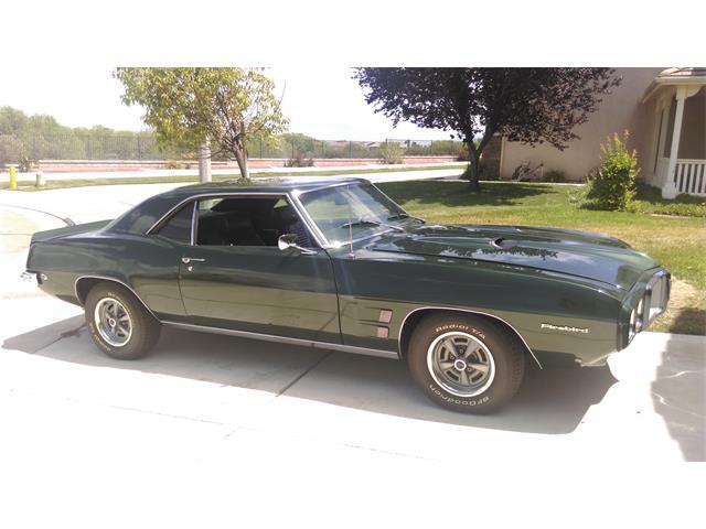 1969 Pontiac Firebird (CC-801404) for sale in Oklahoma City, Oklahoma