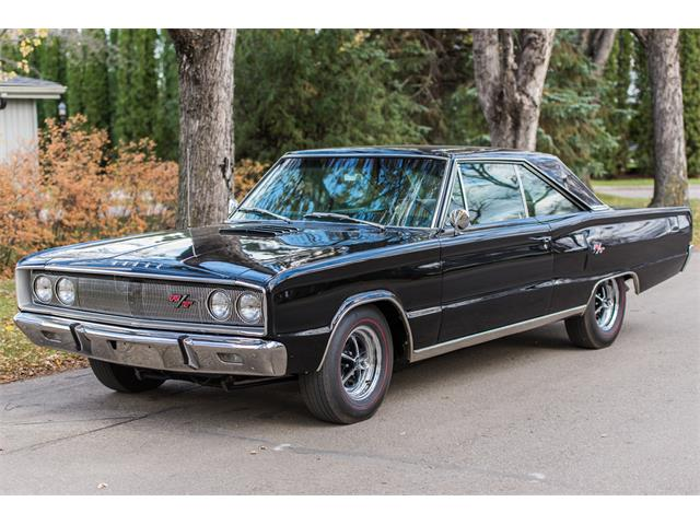 1967 Dodge Coronet (CC-802290) for sale in winkler, Manitoba