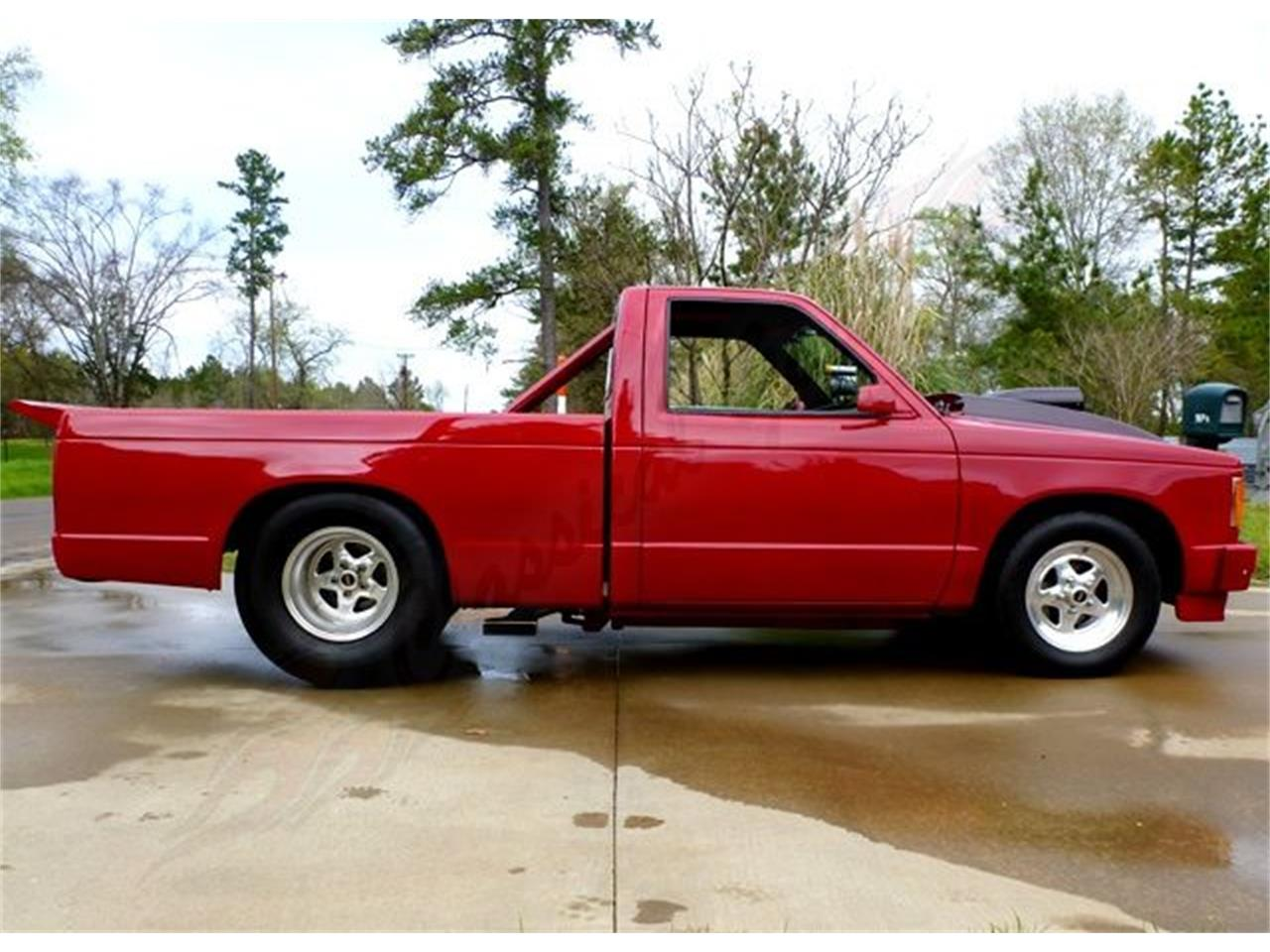 1984 Chevrolet S10 (CC-805027) for sale in Arlington, Texas