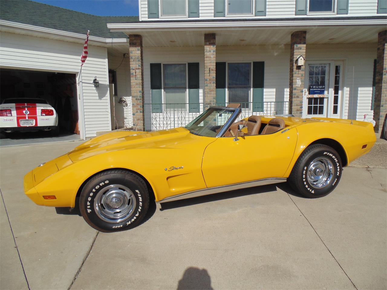 1974 Chevrolet Corvette (CC-806476) for sale in Rochester, Minnesota