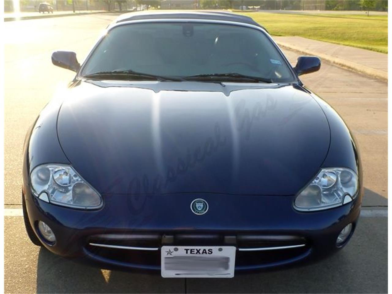 2003 Jaguar XK8 (CC-806666) for sale in Arlington, Texas