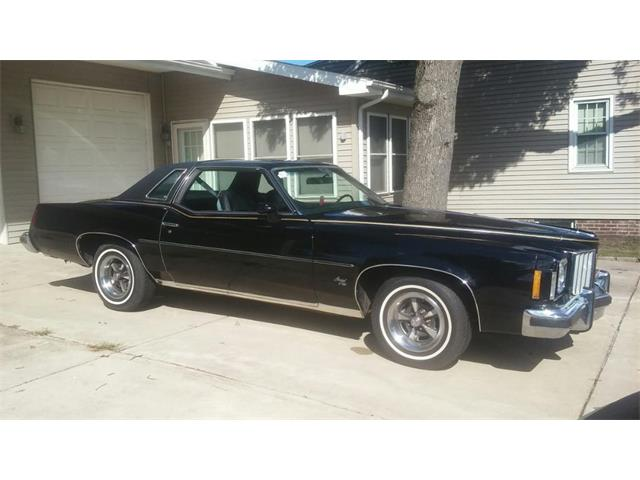 1975 Pontiac Grand Prix (CC-807600) for sale in Winamac, Indiana