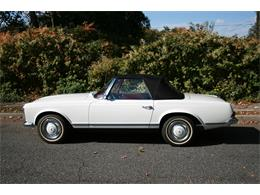 1966 Mercedes-Benz 230SL (CC-811121) for sale in Leonia, New Jersey