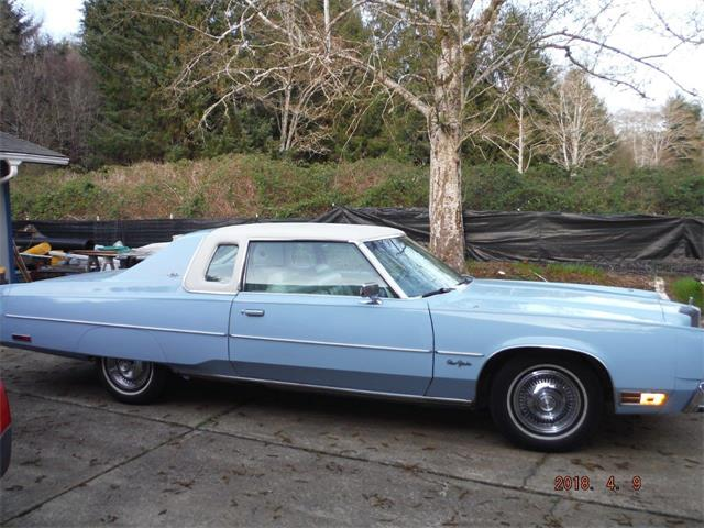 1977 Chrysler New Yorker (CC-812753) for sale in Lincoln City, Oregon