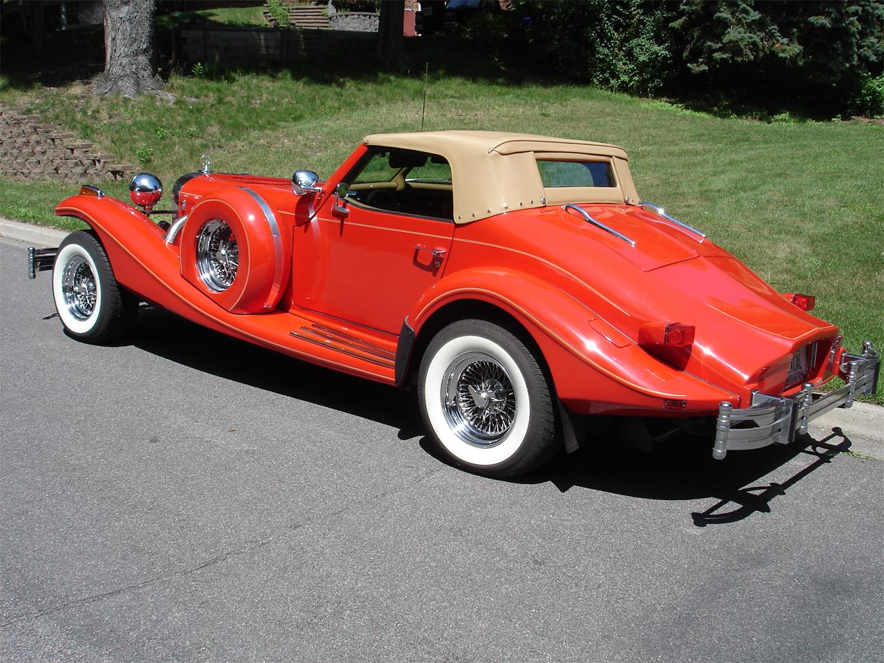 1983 Excalibur Roadster (CC-813371) for sale in Roseville, Minnesota