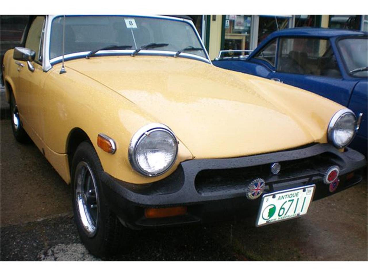 1977 MG Midget (CC-810372) for sale in Rye, New Hampshire