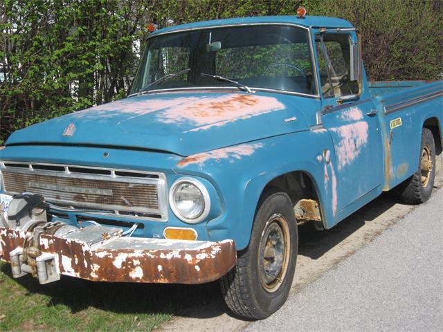 1968 International 1200 (CC-813843) for sale in Castlegar, British Columbia
