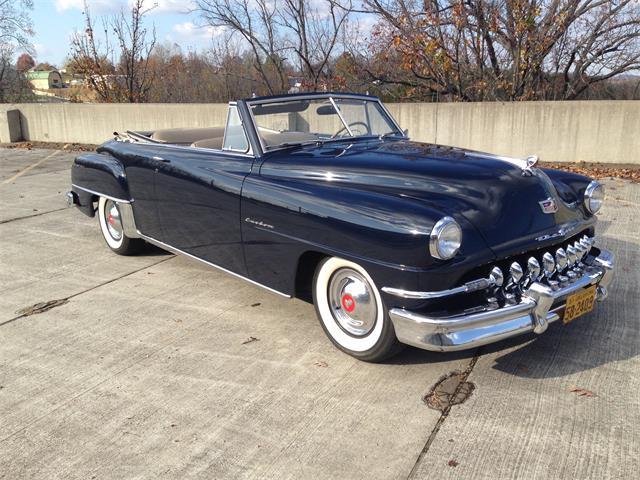 1951 DeSoto Convertible (CC-814504) for sale in Branson, Missouri