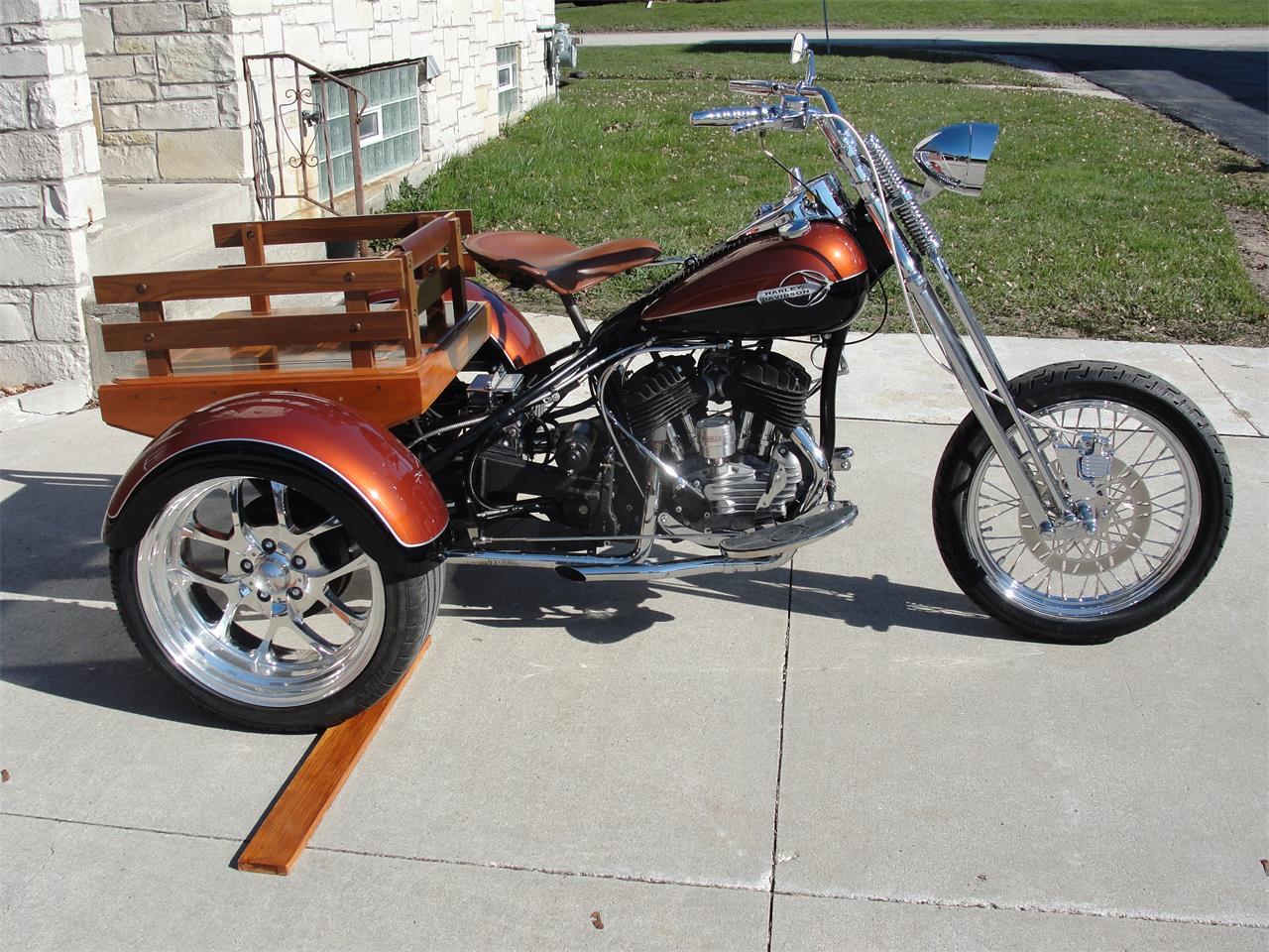 1966 Harley-Davidson Servi-Car (CC-815759) for sale in Sheboygan Falls, Wisconsin