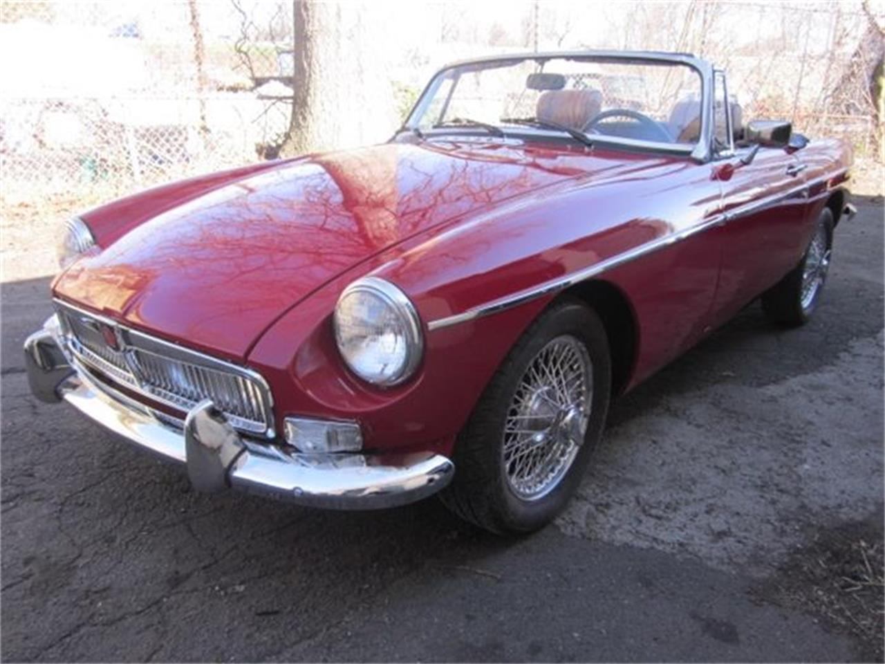 1976 MG MGB (CC-815843) for sale in Stratford, Connecticut